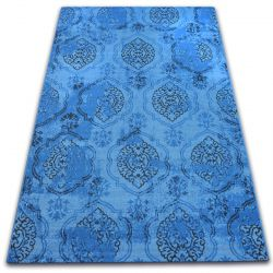 Carpet VINTAGE 22213/473 blue