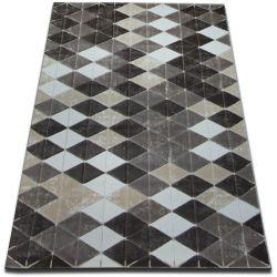 Carpet ACRYLIC YAZZ 7660 D.Beige/Brown