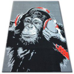 Carpet BCF FLASH 33326/170 - Monkey