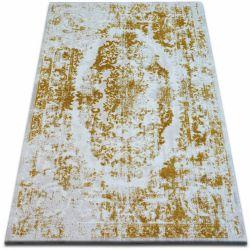 Carpet ACRYLIC BEYAZIT 1799 C. Ivory/Gold