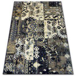 Carpet ZIEGLER 038 black/cream
