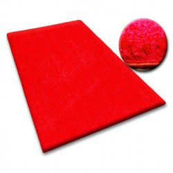 Carpet SHAGGY 5cm red