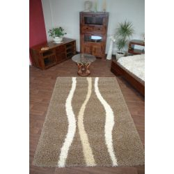 Carpet COZZY ATATTU dark beige