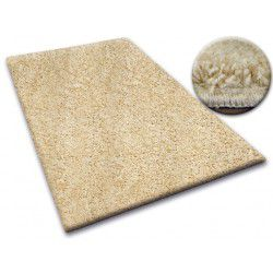 Carpet wall to wall SHAGGY 5cm garlic