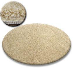 Carpet circle SHAGGY GALAXY 9000 garlic