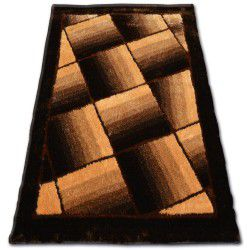 Carpet SHAGGY SOFT - 3D TY132 brown