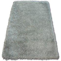 Carpet LOVE SHAGGY design 93600 silver
