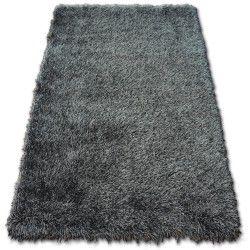 Carpet LOVE SHAGGY design 93600 black