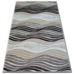 Carpet ACRYLIC YAZZ 1760 Brown/D.beige