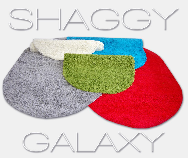 Rugs collection Shaggy Galaxy
